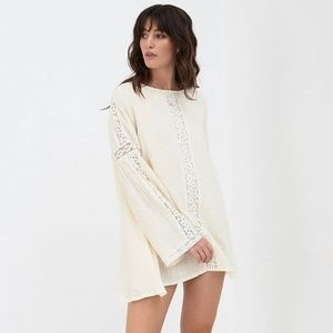 NWT Spell & the Gypsy Collective Rosa Doe Dress M